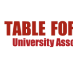 Table For Two University Association